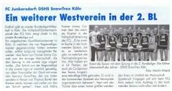 Ein weiterer Westverein in der 2.Bundesliga