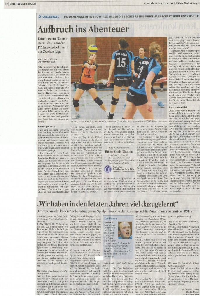 2012-09-19 Kölner Stadt-Anzeiger