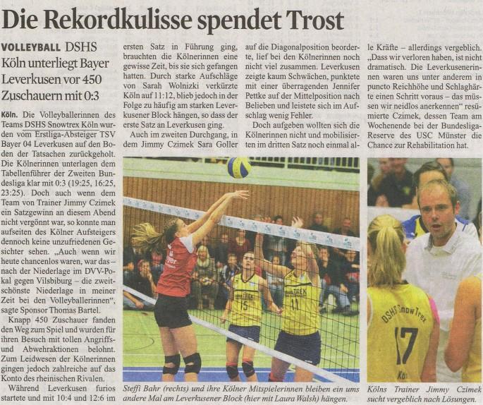 2012-11-12 Kölner Stadt-Anzeiger