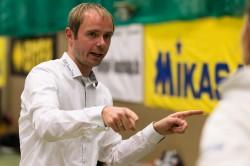 Kölns Trainer Jimmy Czimek