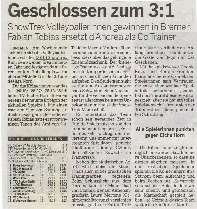 2013-01-21 Kölner Rundschau