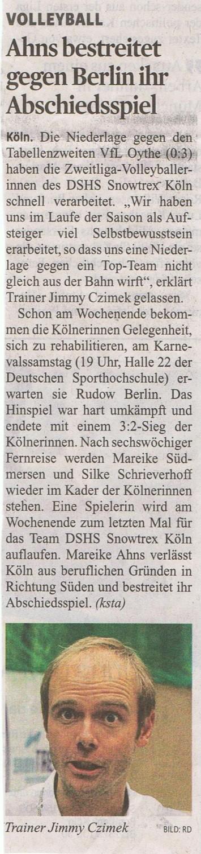 2013-02-08 Kölner Stadt-Anzeiger