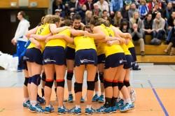 DSHS SnowTrex Köln im WVV-Pokal in Gladbeck gefordert