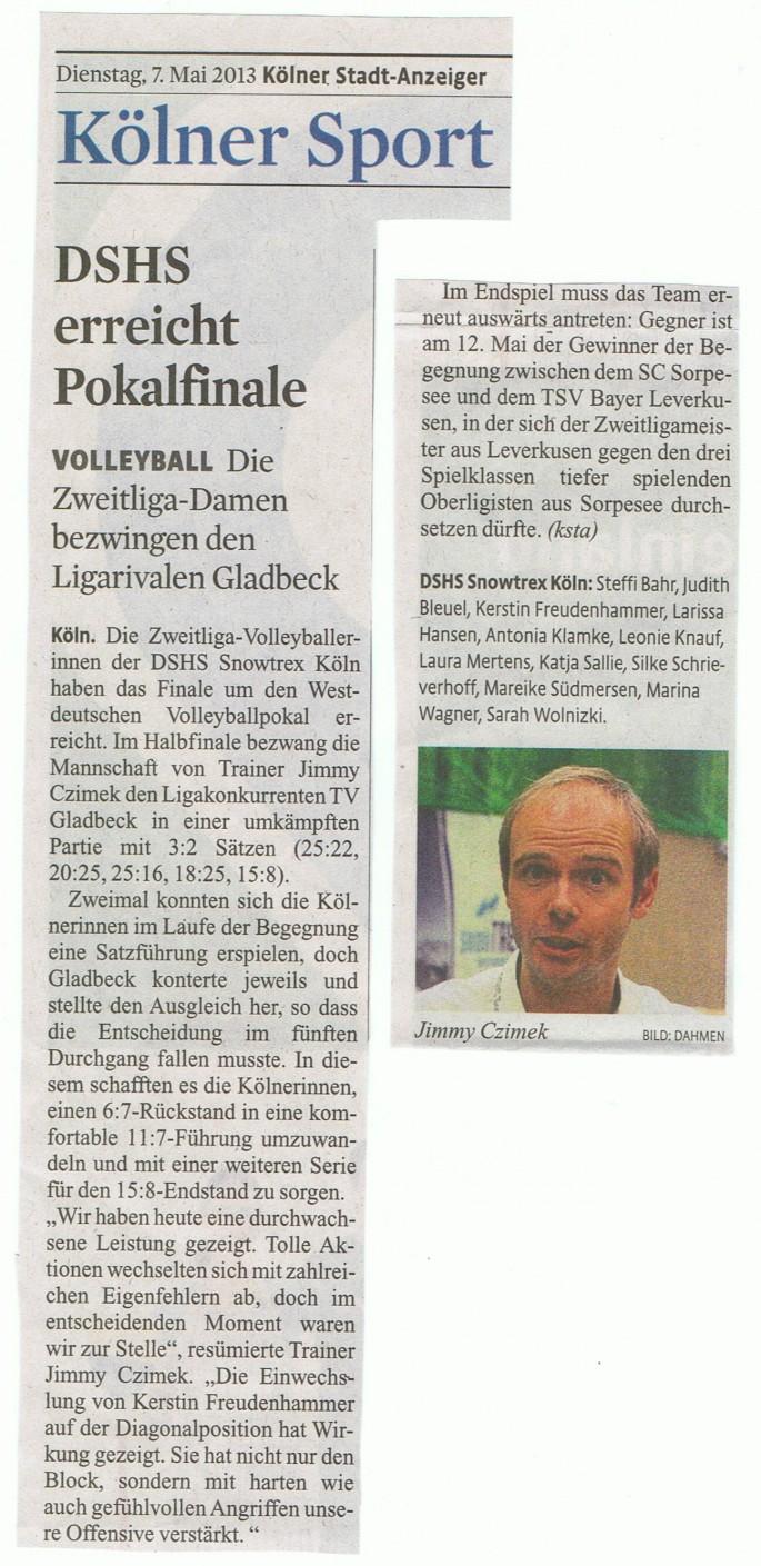 2013-05-07 Kölner Stadt-Anzeiger