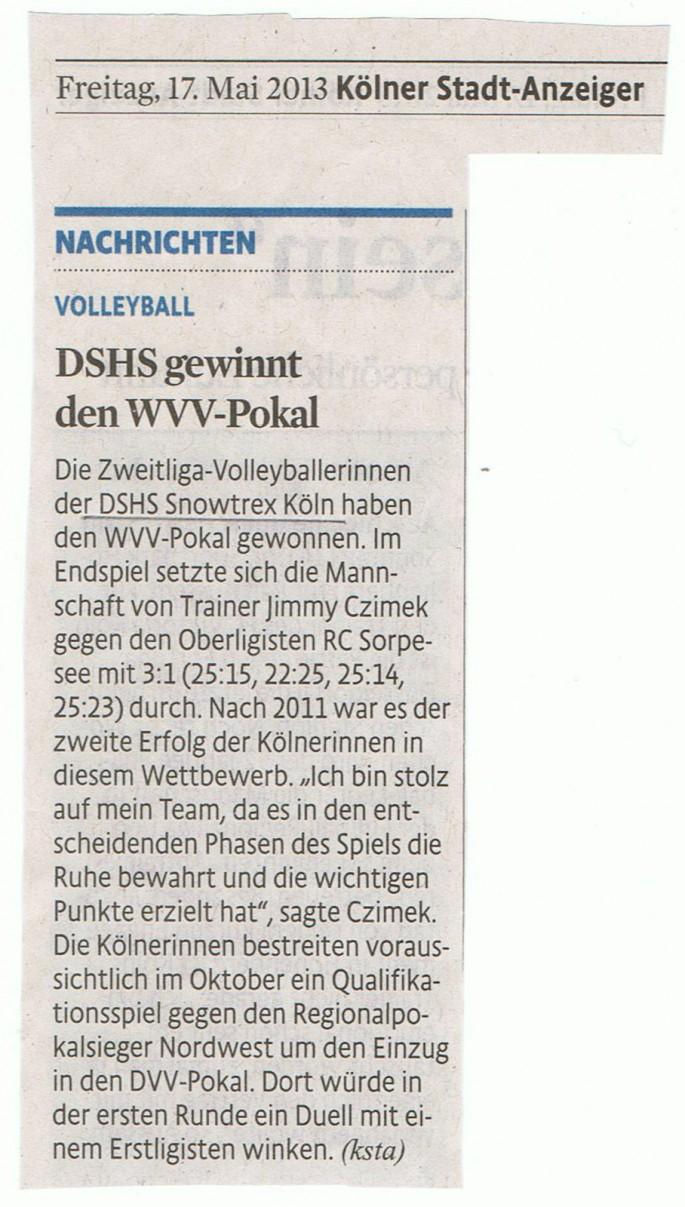 2013-05-17 Kölner Stadt-Anzeiger