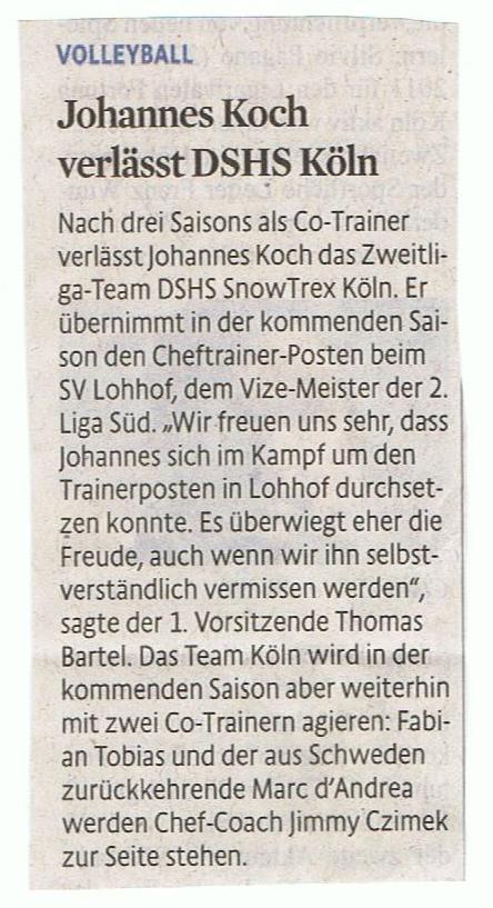 2013-06-14 Kölner Stadt-Anzeiger