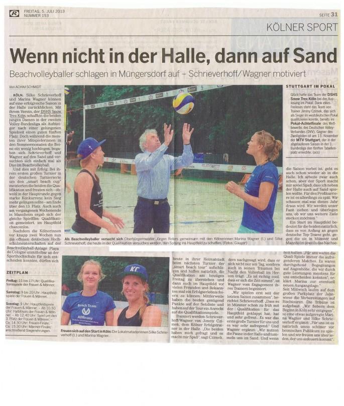 2013-07-05 Kölner Rundschau