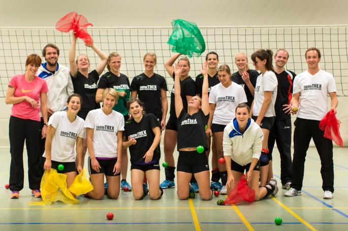 m-fotografie.de-Zehnwöchige Lifekinetik-Studie beim Volleyballteam DSHS SnowTrex Köln