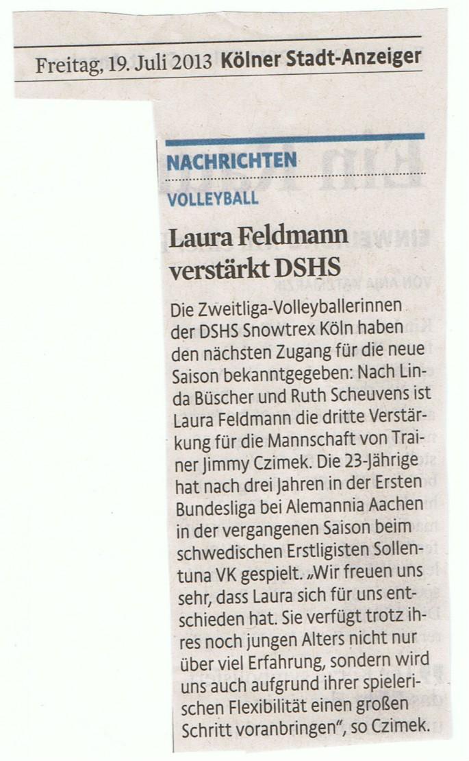 2013-07-19 Kölner Stadt-Anzeiger