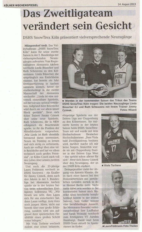 2013-08-14 Kölner Wochenspiegel