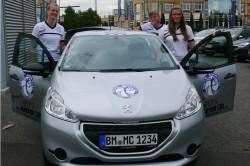 Cornelia Nelles-DSHS SnowTrex Köln gewinnt Master Car als Partner