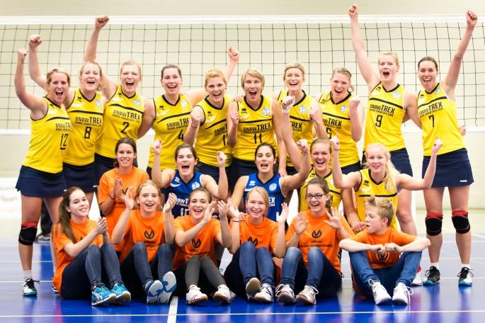 U18 des VTHC Frechen (Foto: Martin Miseré)