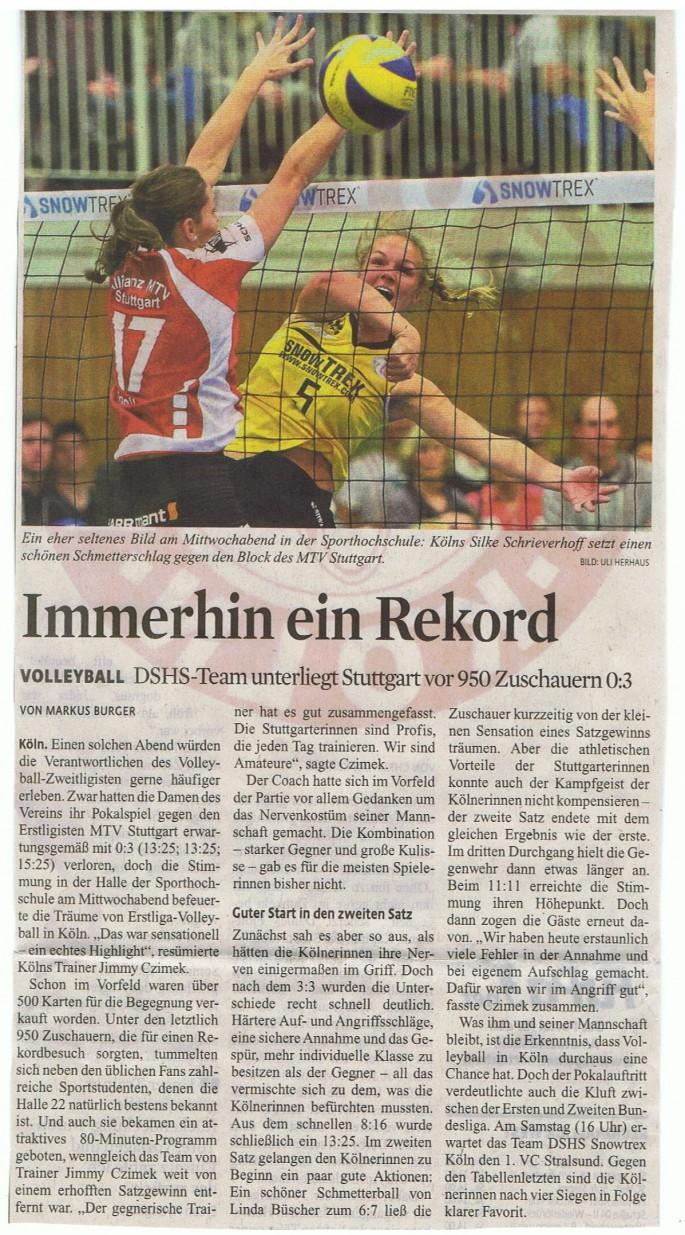 2013-11-08 Kölner Stadt-Anzeiger