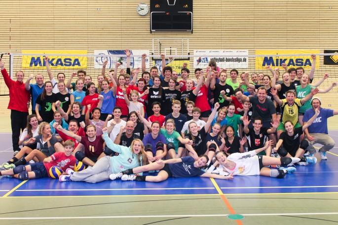 DSHS SnowTrex Köln richtete FCJ-Köln-Weihnachtsturnier aus (Foto: Basti Müller)