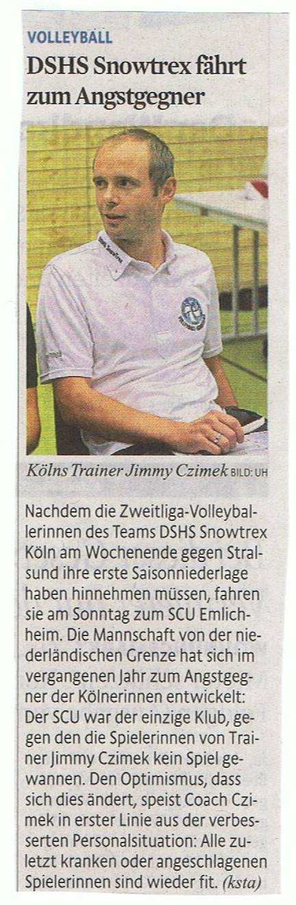 2013-11-15 Kölner Stadt-Anzeiger
