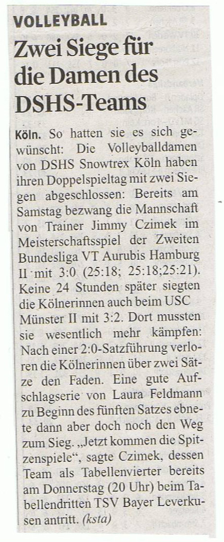 2013-11-26 Kölner Stadt-Anzeiger
