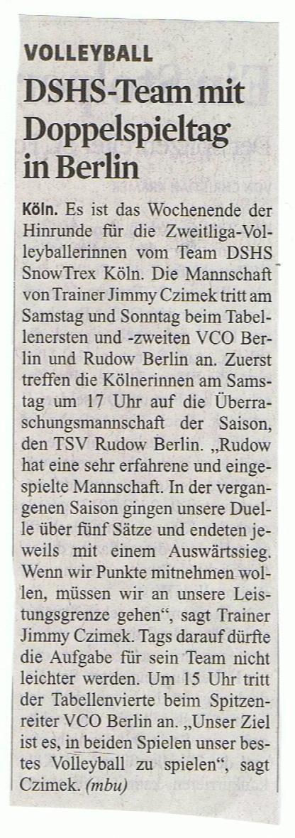 2013-12-06 Kölner Stadt-Anzeiger