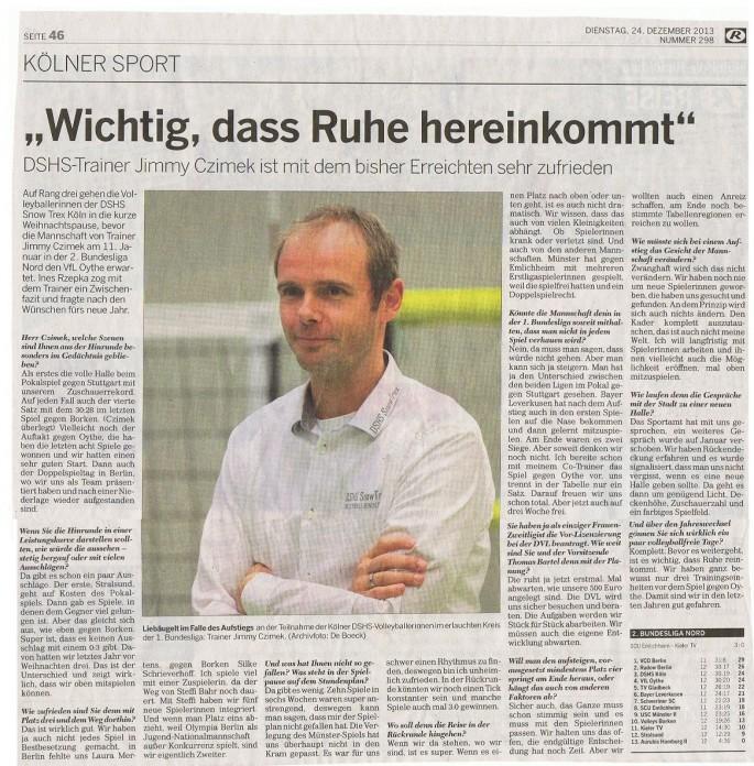 2013-12-24 Kölner Rundschau