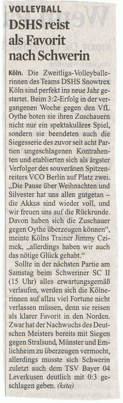 2014-01-18 Kölner Stadt-Anzeiger