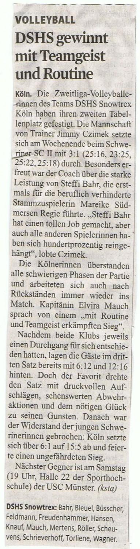 2014-01-20 Kölner Stadt-Anzeiger