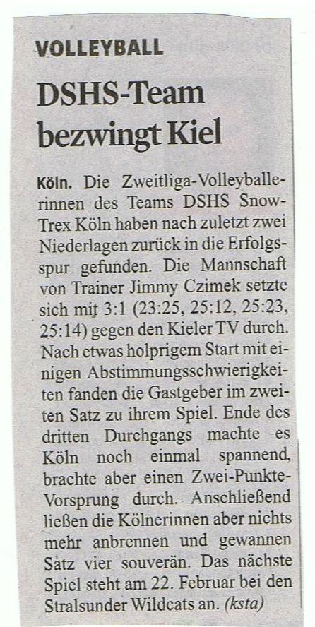 2014-02-10 Kölner Stadt-Anzeiger