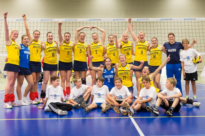 Ballkinder U14 FC Junkersdorf 26.10.2014 (Foto: Martin Miseré)