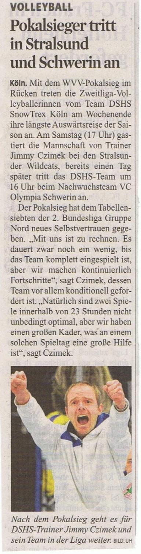 Kölner Stadt-Anzeiger 17.10.2014