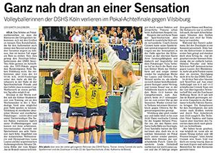 Kölner Rundschau 06.11.2014