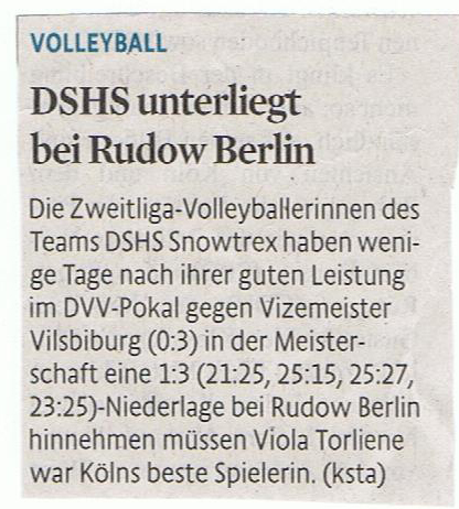 Kölner Stadt-Anzeiger 11.11.2014