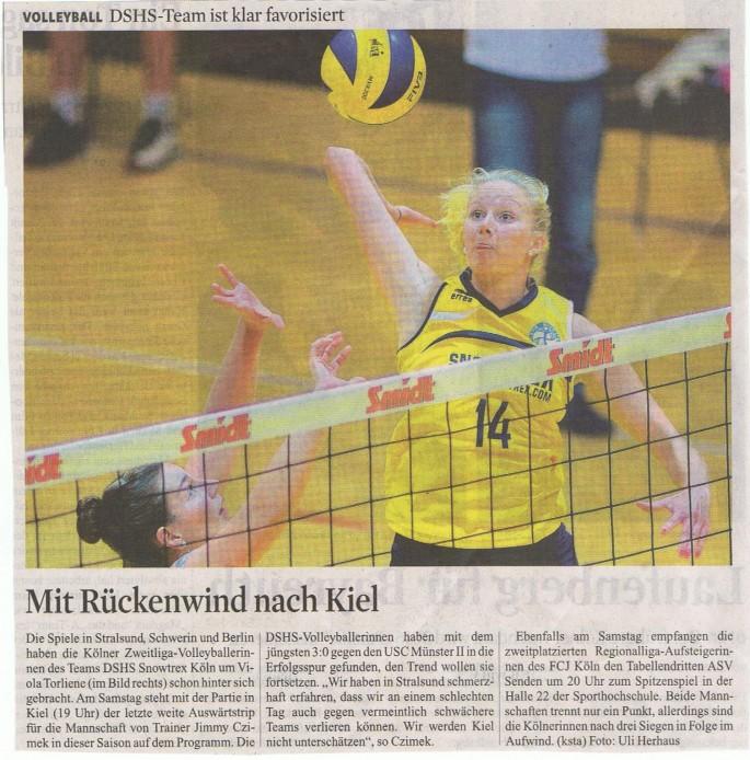 Kölner Stadt-Anzeiger 22.11.2014