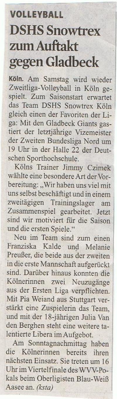 2014-09-19 Kölner Stadt-Anzeiger