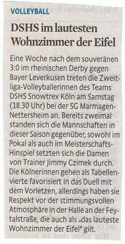 2015-01-23 Kölner Stadt-Anzeiger