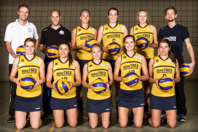 Weiterer Umbruch bei DSHS SnowTrex Köln-Volleyballerinnen (Foto: Martin Miseré)