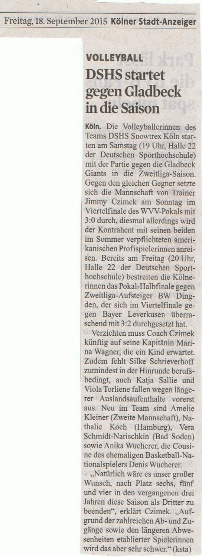 2015-09-18 Kölner Stadt-Anzeiger