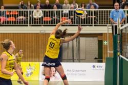 Pia Weiand führt DSHS SnowTrex Köln zum Sieg gegen den Meister Oythe (Foto: Martin Miseré)