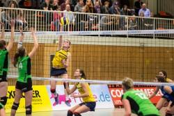 DSHS SnowTrex Köln gewinnt abwechslungsreiches Spiel gegen Bremen (Foto: Martin Miseré)