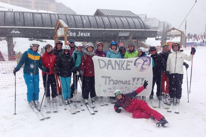 DSHS SnowTrex Köln goes Snow (Foto: privat)