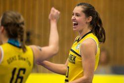 Heimspiele der DSHS SnowTrex Köln-Volleyballerinnen stehen (Foto: Martin Miseré)