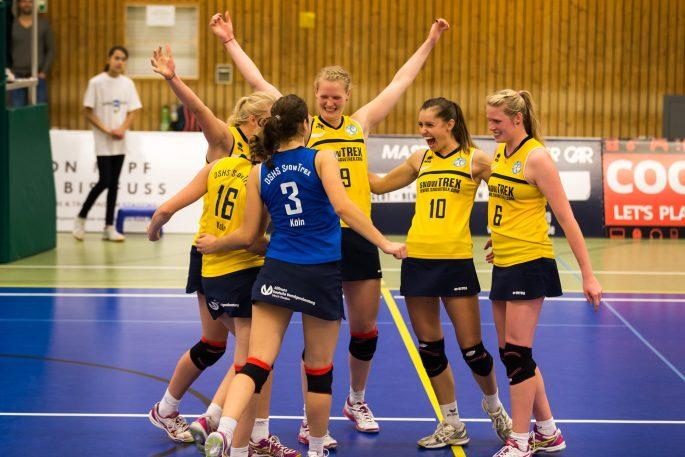 Drei weitere Neuzugänge für das Team DSHS SnowTrex Köln (Foto: Martin Miseré)
