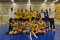 DSHS SnowTrex Köln zum vierten Mal in Folge WVV-Pokalsieger (Foto: DSHS SnowTrex Köln)