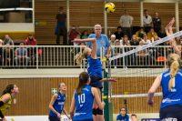 DSHS SnowTrex Köln-Volleyballerinnen mit knappen Niederlagen (Foto: Martin Miseré)