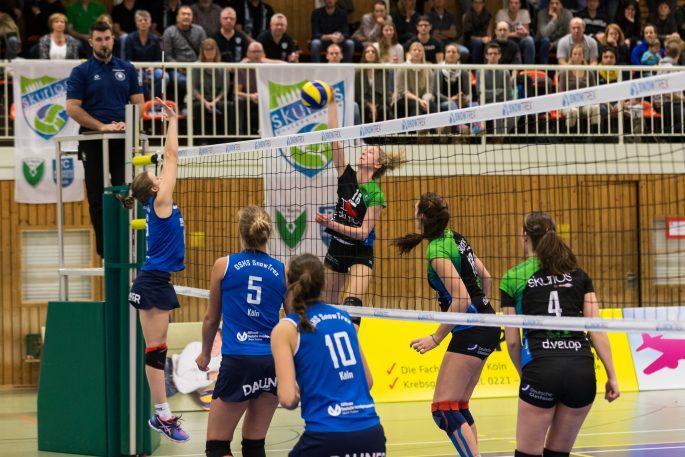 DSHS SnowTrex Köln in Liga und Pokal gefordert (Foto: Martin Miseré)