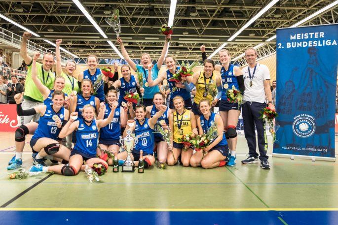 DSHS SnowTrex Köln krönt Saison mit Meistertitel (Foto: Martin Miseré)