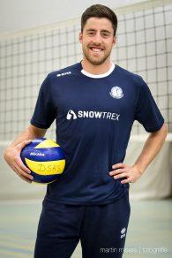 Max Filip - Co-Trainer