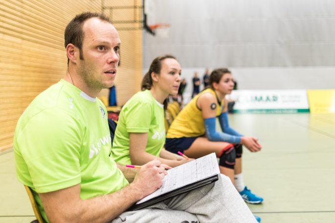 Zwei neue Co-Trainer im Team DSHS SnowTrex Köln (Foto: Martin Miseré)