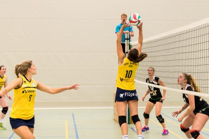 DSHS SnowTrex Köln im WVV-Pokal in Gladbeck gefordert (Foto: Martin Miseré)