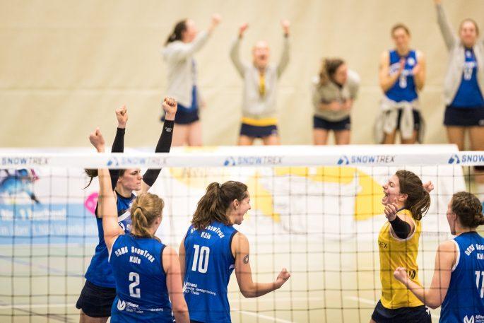 DSHS SnowTrex Köln dreht Spiel gegen Borken (Foto: Martin Miseré)
