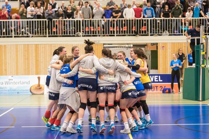 Bundesliga-Volleyball in Köln geht weiter (Foto: Martin Miseré)