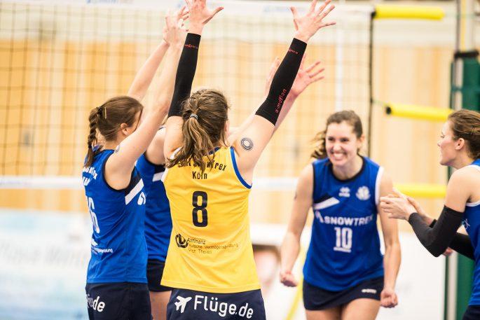 DSHS SnowTrex Köln freut sich auf nächstes Heimspiel gegen Dingden (Foto: Martin Miseré)