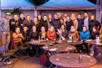 DSHS SnowTrex Köln-Meisterteam dankt Helfern und Unterstützern (Foto: Martin Miseré)